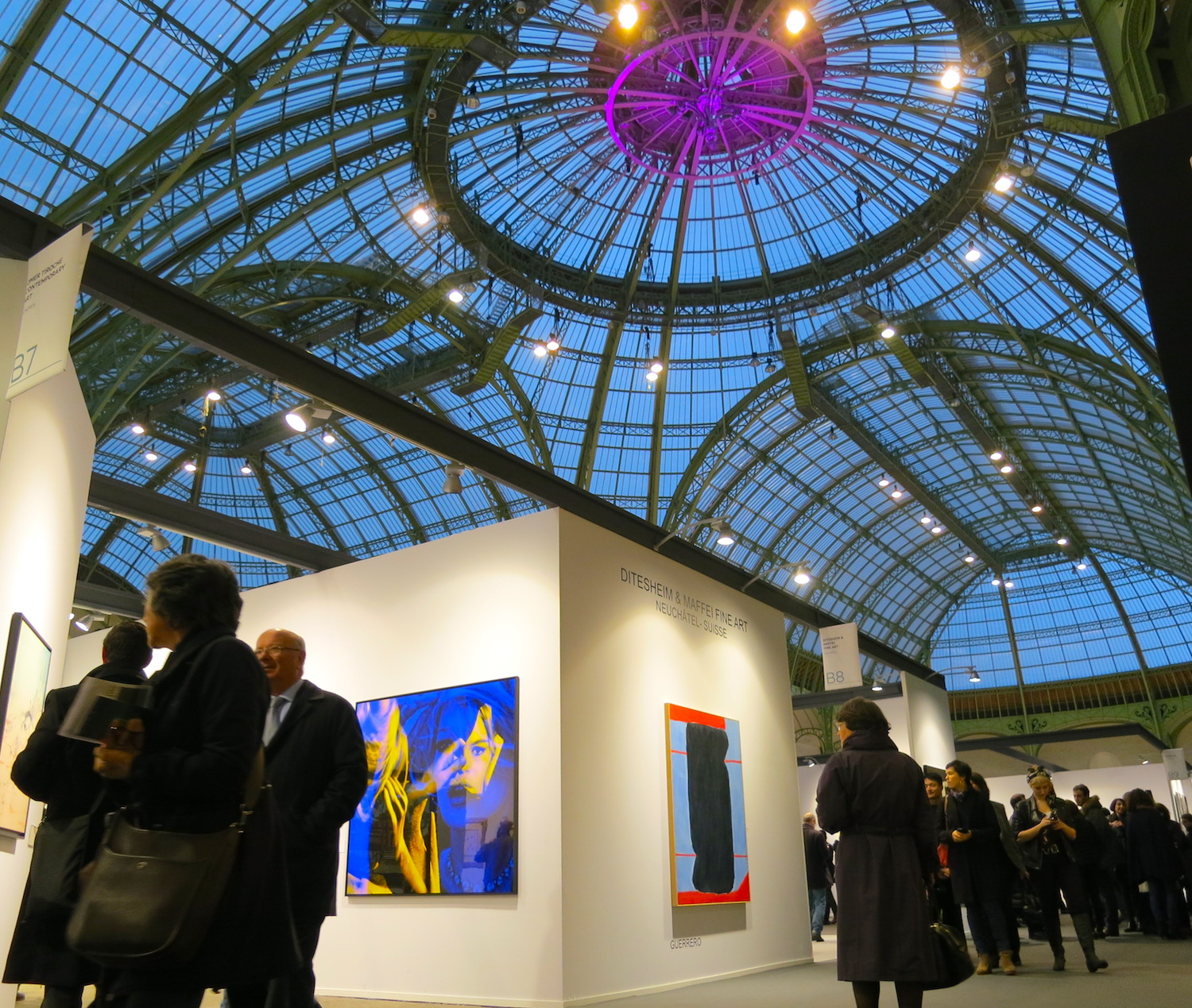 ART PARIS 2016 ©Sylvia Davis