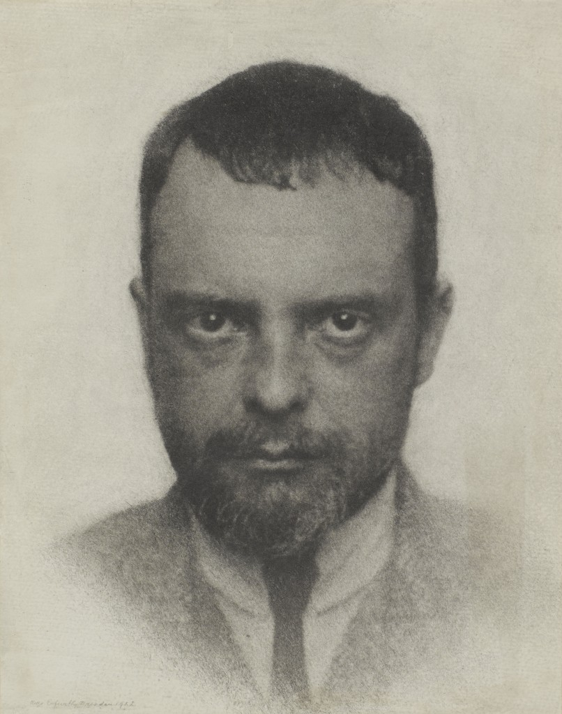 HUGO-ERFURTH-Portrait-de-Paul-Klee-1922-©©-Adagp-Paris-2016