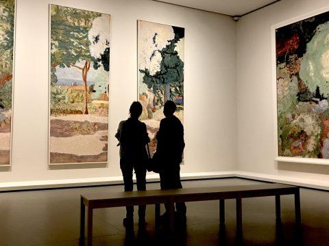 exhibition Fondation Vuitton Paris