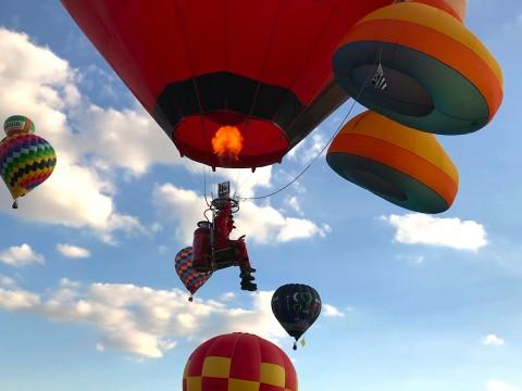 Mondial AIr Ballons 2019 ©Sylvia Davis