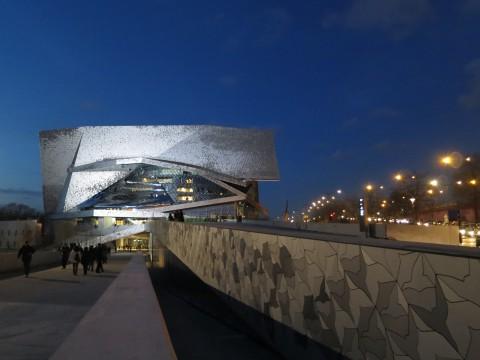 Philarmonie Paris opening 2015 ©Sylvia Davis