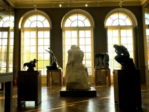 Rodin museum ©Sylvia Davis