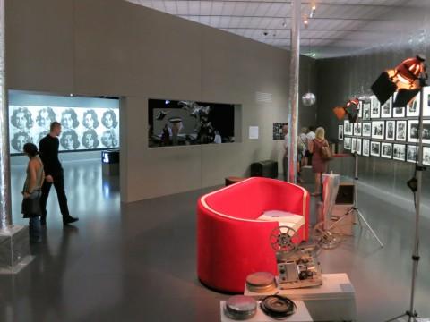 Warhol Underground at the Pompidou Metz ©Sylvia Davis